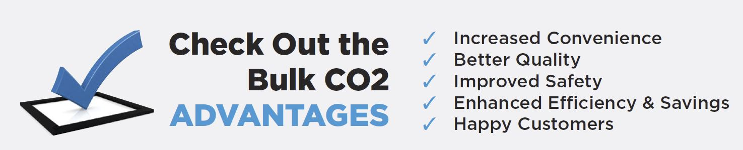 CO2 Advantages