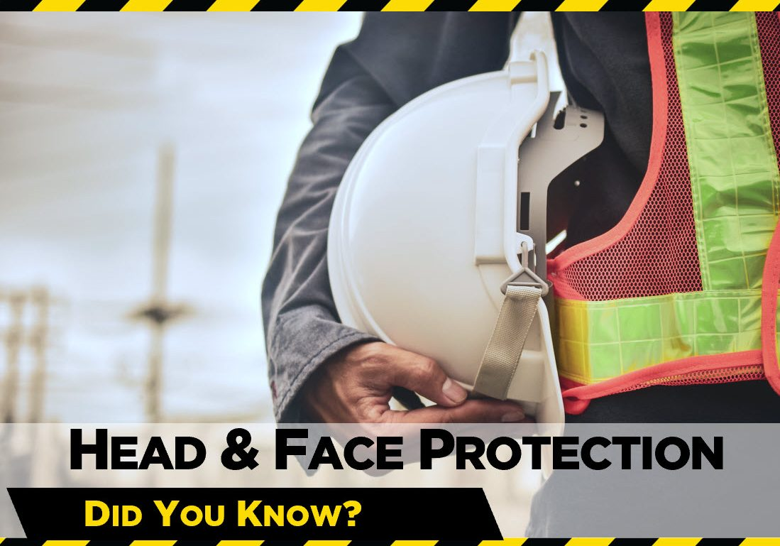Head + Face Protection-New Web